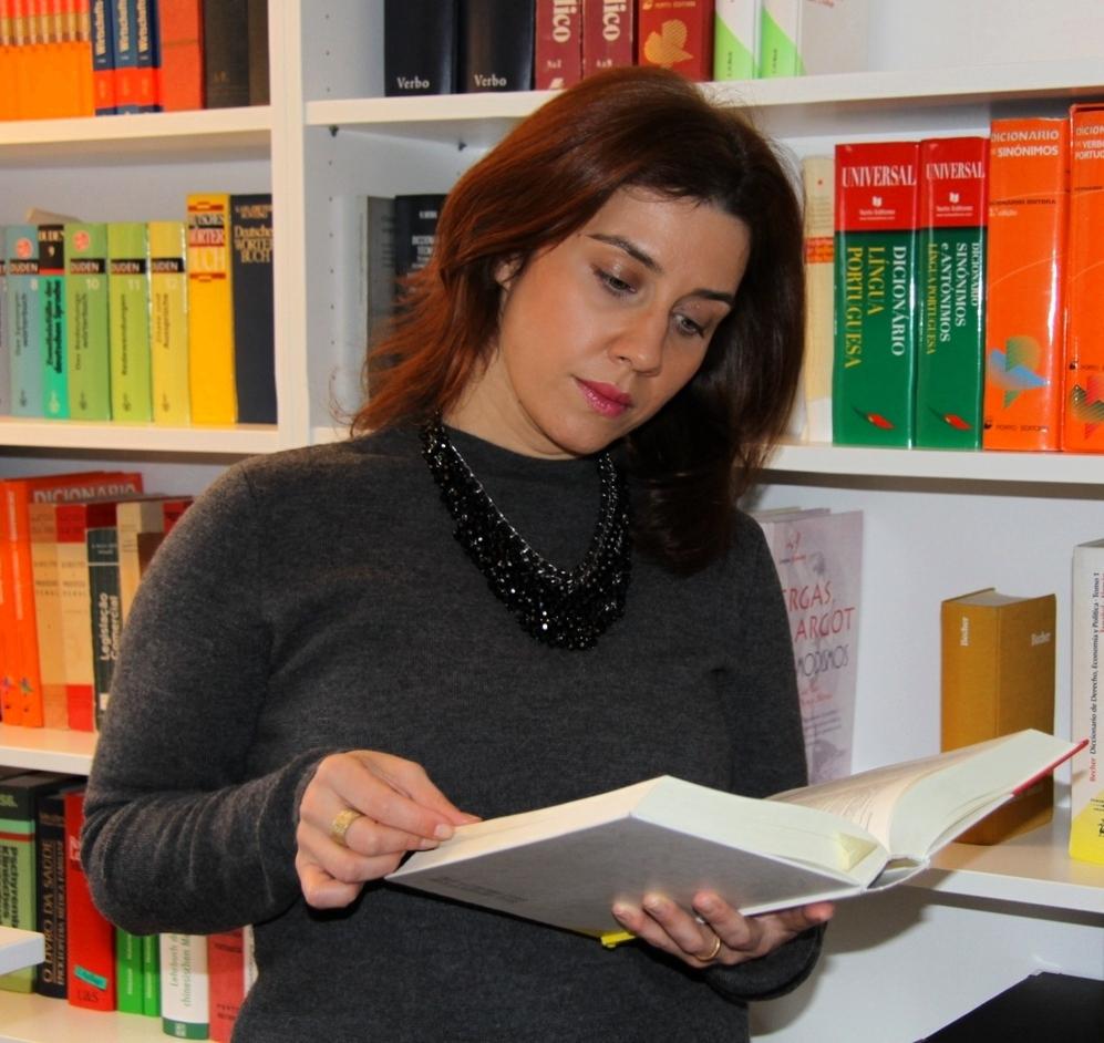 Claudia Richter, Übersetzerin